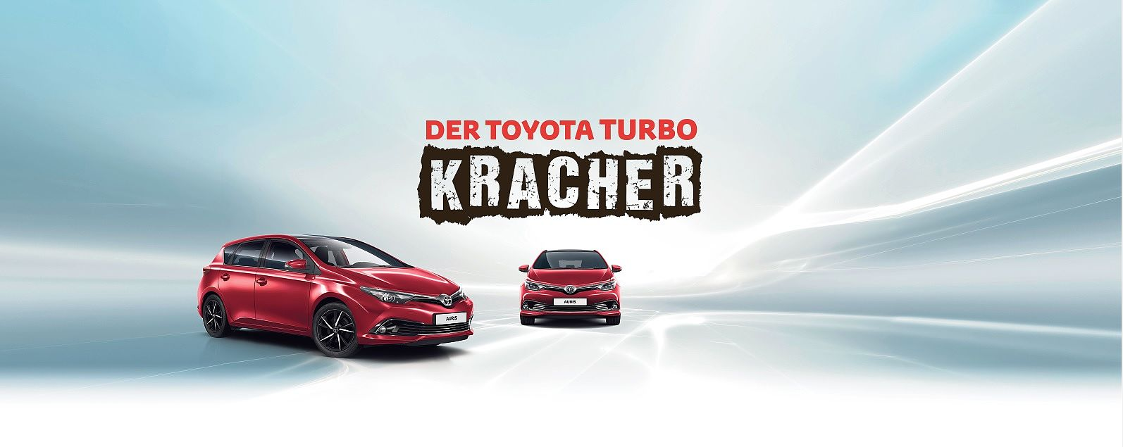 Der Auris Turbo Kracher Team D
